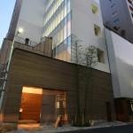 日本橋の新社屋
